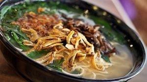 말레이시아 면 음식