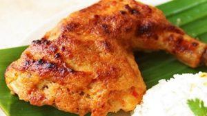 쿠알라룸푸르 닭 요리