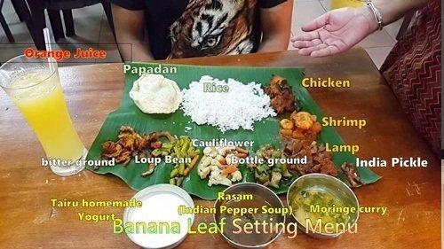 랑카위 인도 음식