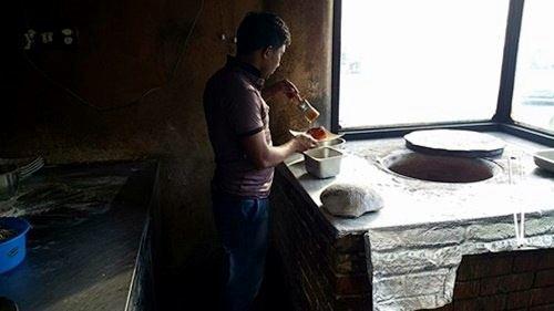 랑카위 인도 식당
