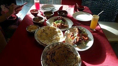 인도계 랑카위 음식