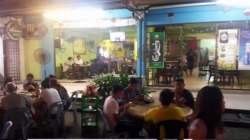 랑카위 태국 음식