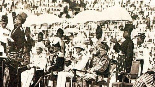 말레이시아 독립