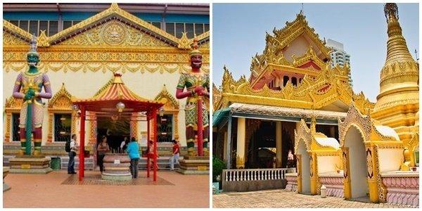 페낭 버마 사원