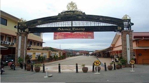 코타키나발루 제셀톤