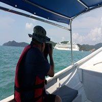 말레이시아 투어 , 71세 유투버를 만나다