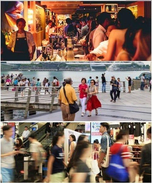 싱카포르 11월 날씨 여행 옷차림