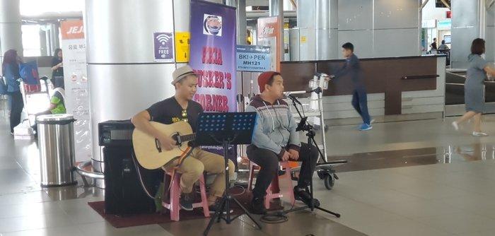 코타키나발루 공항