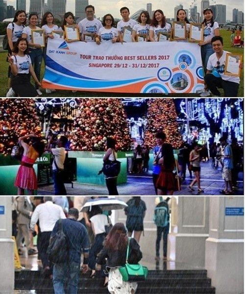 12월 싱가포르 날씨  여행 옷차림