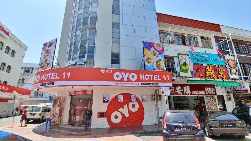 코테키나발루 호텔