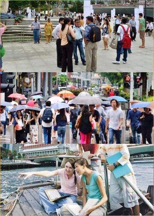 싱가포르 3월 날씨 여행옷차림