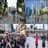 싱가포르 4월 날씨 우기, 옷, 숙소, 심카드가격, 월별 기상