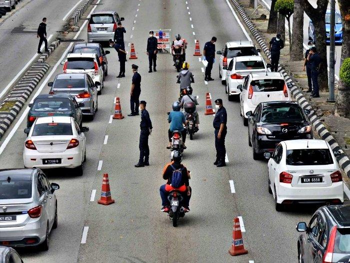 말레이시아 이동제한