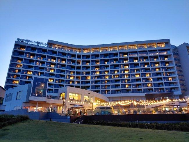 부산 힐톤 호텔