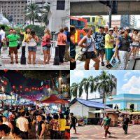 쿠알라룸푸르 날씨, 여행옷차림, 자외선 습도 완전정보