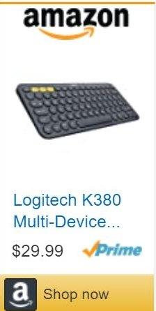 로지텍-K380