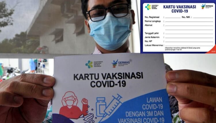 Indonesia-vaccination-card