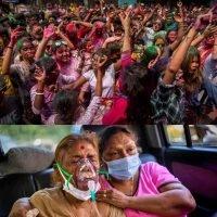 인도 코로나 확진자, 입국, 백신접종, 백신 여권 현황, 경제, 방역은 동시에 잡히지 않는다