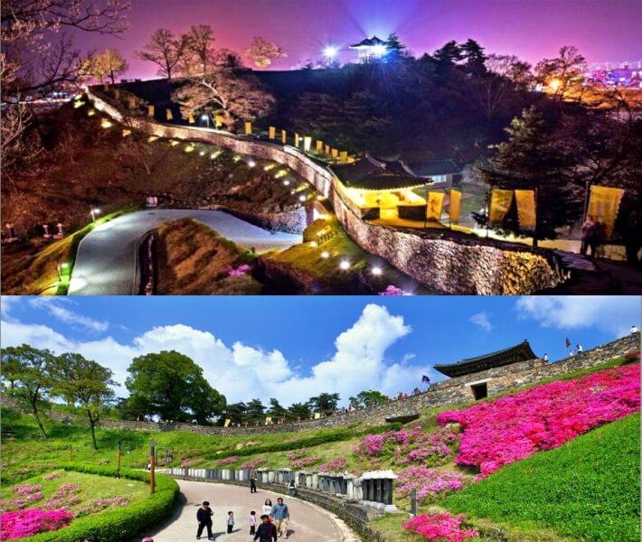 Gongj- Gongsanseong-Fortress