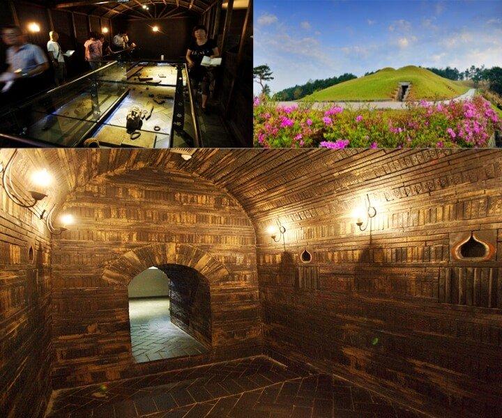 Muyeong-Tomb