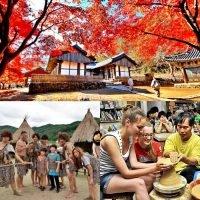 Gongju Tour courses, local food, UNESCO Heritages, Hanok accomodation info